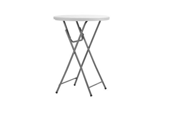 Stół koktajlowy - składany