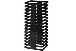 System bufetowy - kolumna czarna wys. 58 cm