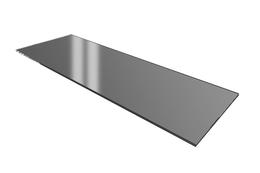 System bufetowy - płyta z przyciemnianego szkła 30x30 cm