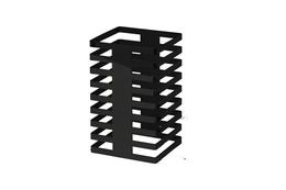 System bufetowy - kolumna czarna wys. 34 cm