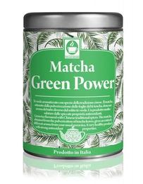Herbata zielona z przyprawami Matcha Green Power 80 g