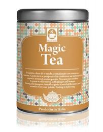 Herbata zielona z imbirem i cytryną Magic Tea 80 g
