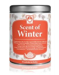 Herbata ziołowa z cynamonem i cytryną Scent Of Winter 80 g